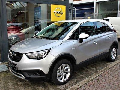 brugt Opel Crossland X 1,2 T Impress Start/Stop 110HK 5d 6g A+