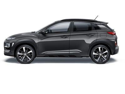 brugt Hyundai Kona 1,0 T-GDI Select 120HK 5d 6g