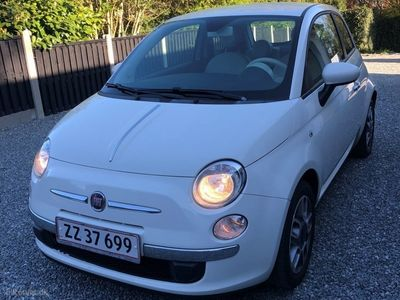 usata Fiat 500 1,2 Matt Black Start & Stop 69HK 3d