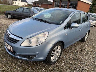 brugt Opel Corsa 1,3 CDTI Enjoy 75HK 5d