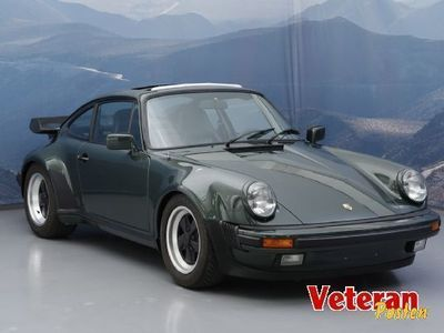 brugt Porsche 911 3.3 Turbo