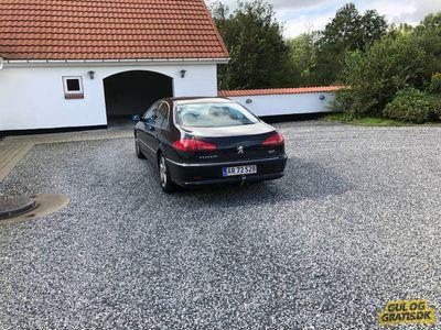 brugt Peugeot 607