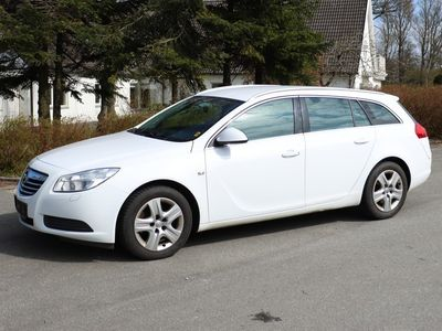 brugt Opel Insignia 2.0 160 HK Edition