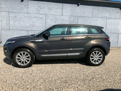 brugt Land Rover Range Rover evoque 2,2 SD4 Pure aut.