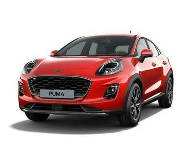 brugt Ford Puma 1,0 EcoBoost Titanium DCT 125HK 5d 7g Aut.