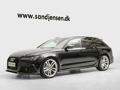 käytetty Audi RS6 4,0 TFSi Avant quattro Tiptr.