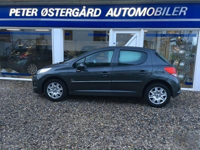 used Peugeot 207 1,6 HDI Active 92HK 5d