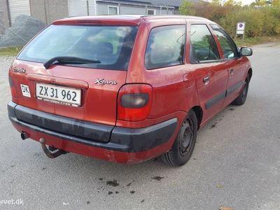 brugt Citroën Xsara 1,9 TD SX 90HK Stc