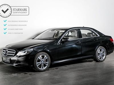 begagnad Mercedes E350 0 BlueTEC Avantgarde aut.