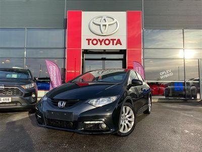 brugt Honda Civic 1,6 i-DTEC DPF Sport 120HK 5d 6g