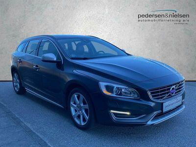brugt Volvo V60 2,0 D3 Momentum 136HK Stc 6g Aut.