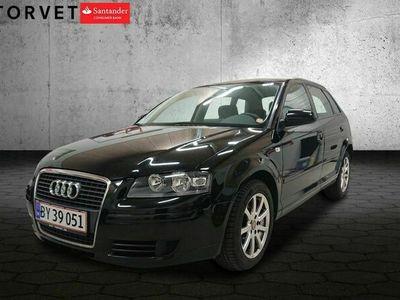 brugt Audi A3 Sportback 1,9 TDi Attraction