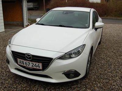 brugt Mazda 3 2,0 2.0 SKYACTIV-G 120 HK