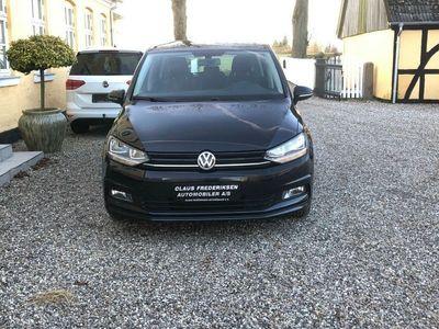brugt VW Touran 1,6 TDi 115 Trendline