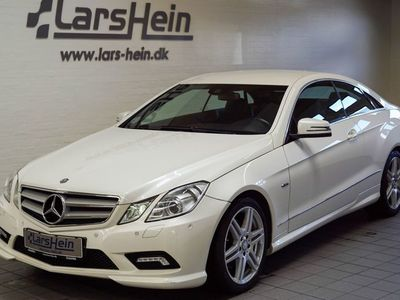 gebraucht Mercedes E350 0 CDi Avantgarde Coupé aut. BE