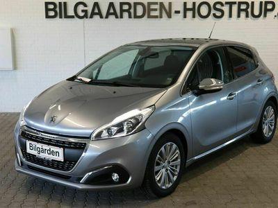 brugt Peugeot 208 1,5 BlueHDi 100 Prestige