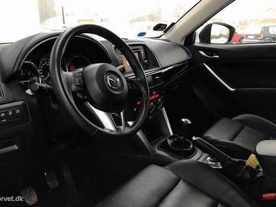 brugt Mazda CX-5 2,2 Skyactiv-D Optimum 4WD 175HK 5d 6g