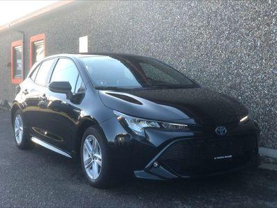 brugt Toyota Corolla 1,8 B/EL H3 E-CVT 122HK 5d 6g Aut.