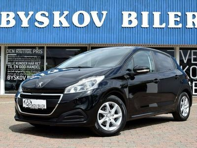 used Peugeot 208 1,6 BlueHDi 100 Envy Sky