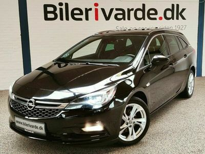 brugt Opel Astra 6 CDTi 136 Best Exclusive Sports Tourer