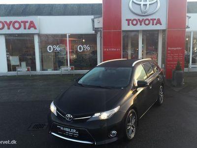brugt Toyota Auris 1,4 D-4D DPF T2 Premium 90HK Stc 6g