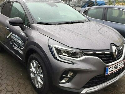 brugt Renault Captur 10 TCE Intens 100HK 5d