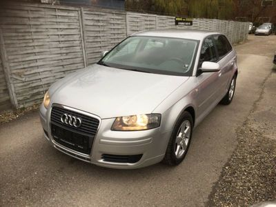 brugt Audi A3 Sportback 1,8 TFSi Attraction