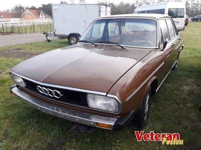 brugt Audi 100 1,6 85hk Reservedelsbil