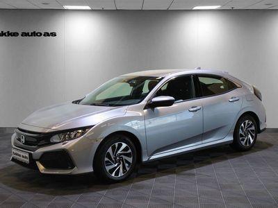 brugt Honda Civic 1,0 VTEC Turbo Comfort