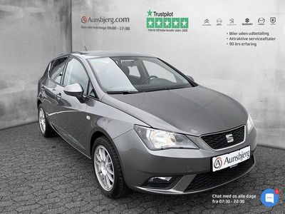 brugt Seat Ibiza 1,6 TDI Style 105HK 5d