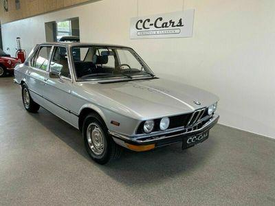 brugt BMW 525 5 serie E12