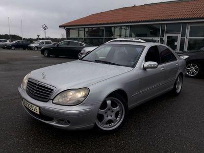 brugt Mercedes S320 3,2 CDi aut.
