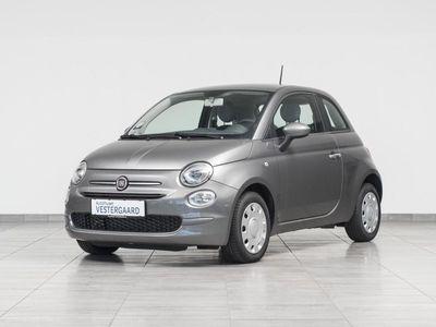 usado Fiat 500 0,9 TwinAir Collezione Start & Stop 80HK 3d