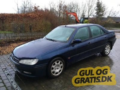 brugt Peugeot 406