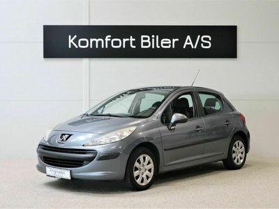 brugt Peugeot 207 HDi 90 Comfort+ 1,6