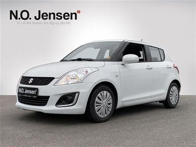 brugt Suzuki Swift 1,2 16V Comfort 90HK 5d