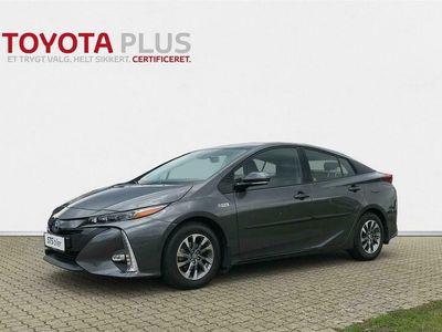 brugt Toyota Prius Plug-in 1,8 Plugin-hybrid H3 122HK 5d Aut.