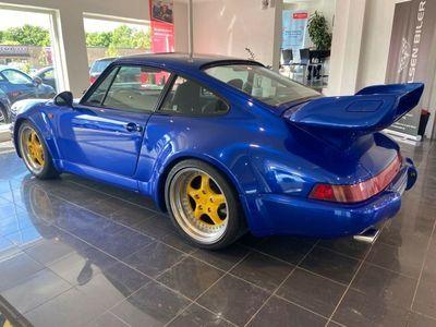 brugt Porsche 911 3,6 RS