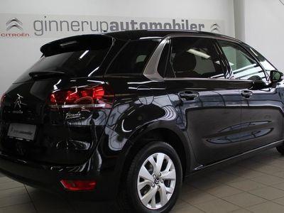 brugt Citroën C4 Picasso 1,6 e-HDi Intensive 115HK 6g