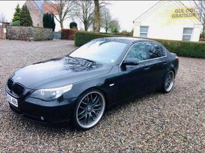 brugt BMW 520 e60 i