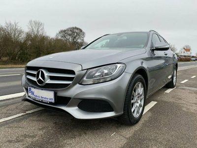 brugt Mercedes C220 2,2 BlueTEC stc. aut. Van