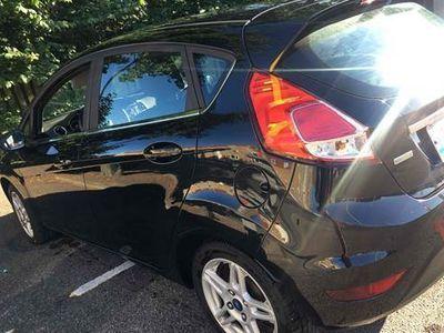 second-hand Ford Fiesta 1,0 EcoBoost Titanium X Start/Stop 100HK 5d