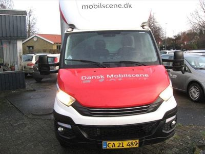 brugt Iveco Daily 35C16 4100mm 2,3 D 156HK Ladv./Chas. 8g Aut.