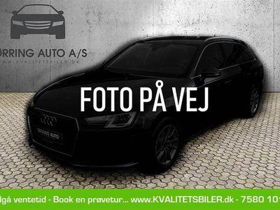 brugt Mercedes C200 2,0 AMG Line 9G-Tronic 184HK Stc 9g Aut. - Personbil - Cavansitblåmetal