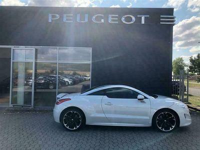 brugt Peugeot RCZ 1,6 200HK 2d 6g