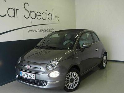brugt Fiat 500C 1,0 Dolce Vita