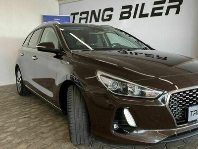 brugt Hyundai i30 CRDi 110 Trend stc. DCT 110hk