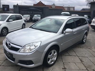 brugt Opel Vectra 2,0 Turbo Elegance Wagon