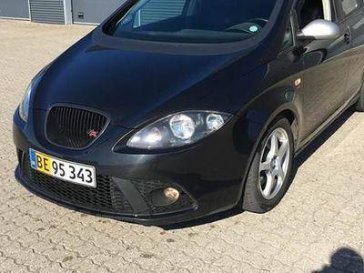 used Seat Altea 2,0 TDI FR