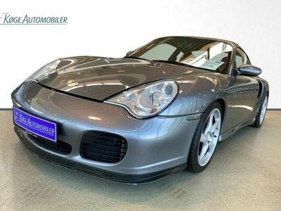 brugt Porsche 996 3,6 Turbo Coupe Tipt.